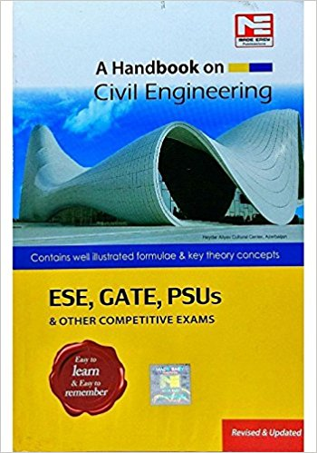 A Handbook on Civil Engineering - Illustrated Formulae & Key Theory Concepts