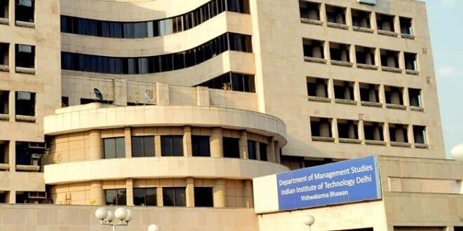 Department of Management Studies, Indian Institute of Technology (IITD)