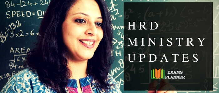 Last Opportunity by HRD Ministry for Untrained Teachers to Qualify