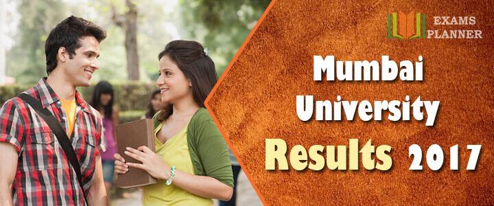 Mumbai University Results 2017