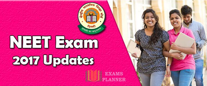 NEET Exam Tamil Nadu Counselling Schedule