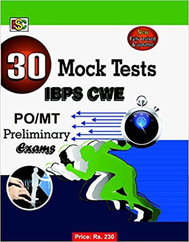 IBPS CWE PO/MT Prelinary Exams 30 Mock Test
