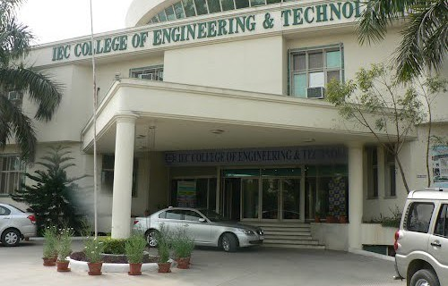 IEC College of Engineering & Technology