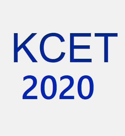 KCET Exam