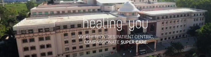 Vydehi Institute of Medical Sciences and Research Centre, Whitefield, Bangalore