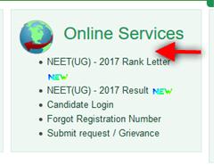 Apply Online for NEET