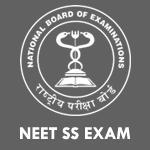 NEET SS Exam