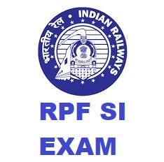 RPF SI Exam