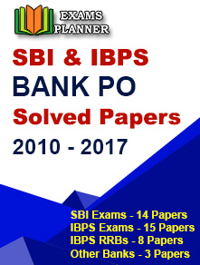 SBI IBPS PO 40 Solved Papers