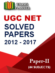 UGC NET Paper 2 Solved Papers