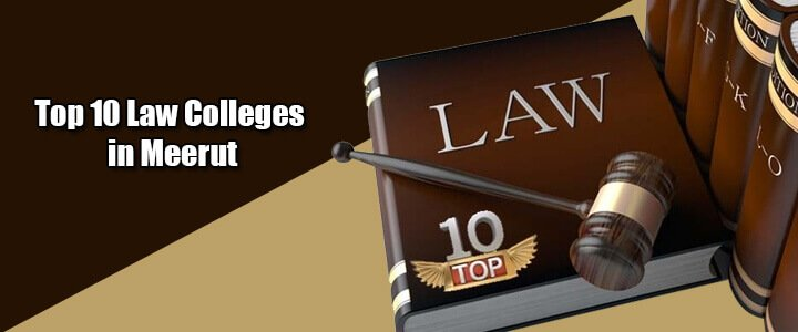 Top Law Colleges in Meerut