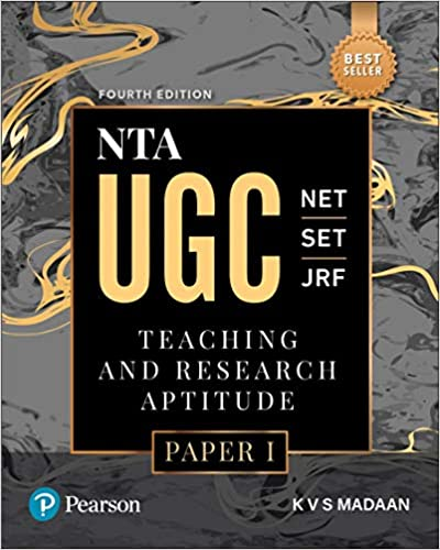 NTA UGC NET/SET/JRF: Teaching & Research Aptitude Paper 1